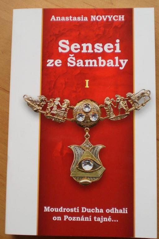 Audiokniha Sensei ze Sambaly. Kniha 1